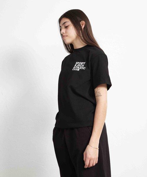Sporty & Rich Exercise Often T-Shirt Black