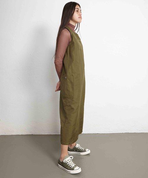 Stussy Palm Cargo Dress Olive