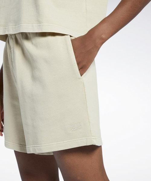 Reebok Natural Dye Shorts Stucco