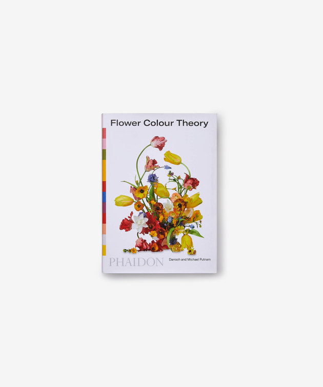 Phaidon Flower Color Theory Book