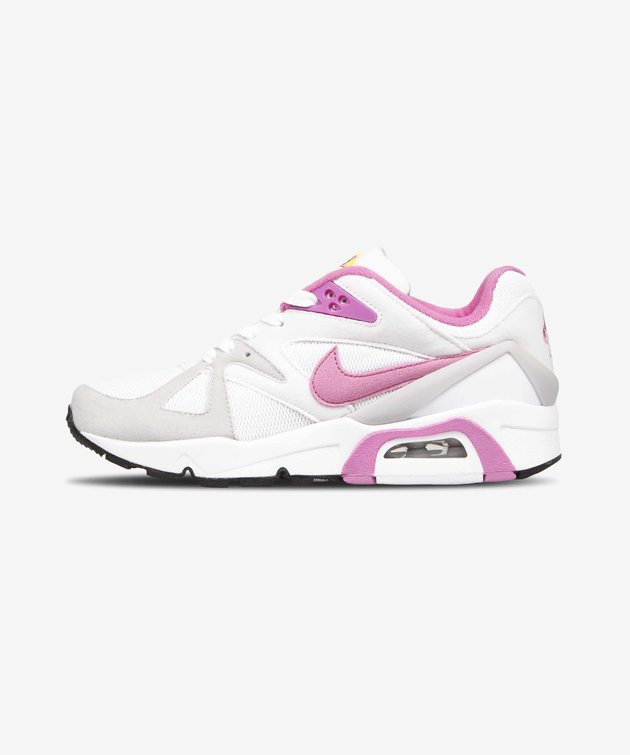 Nike Nike Air Structure White/Red Violet Citrus/Grey