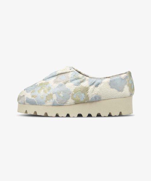 Yume Yume Camp Shoe Low Jaquard Flower