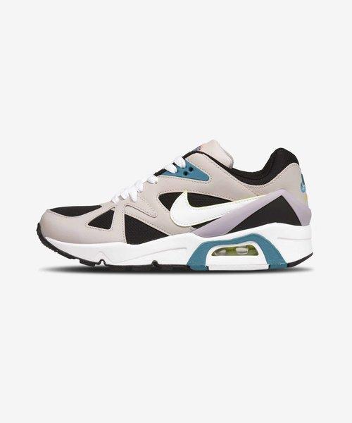 Nike Air Structure Black White Platinum Violet