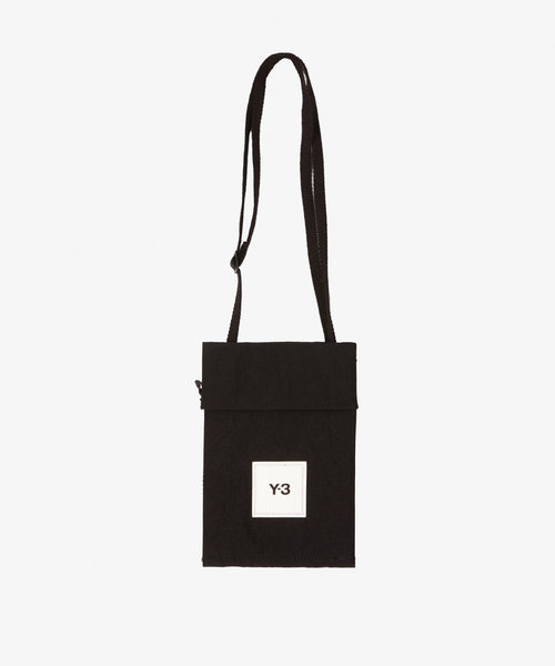 Y-3 CH3 Pocket Bag Black