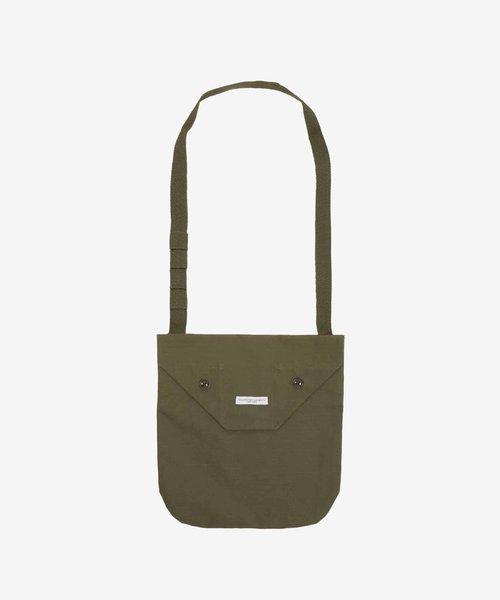 EG Shoulder Pouch Olive Cotton Ripstop