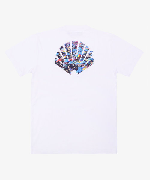 New Amsterdam Pack Tee White
