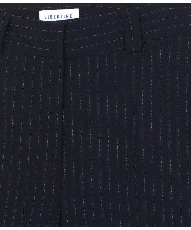 Libertine Libertine Libertine Emerge Trousers Dark Navy
