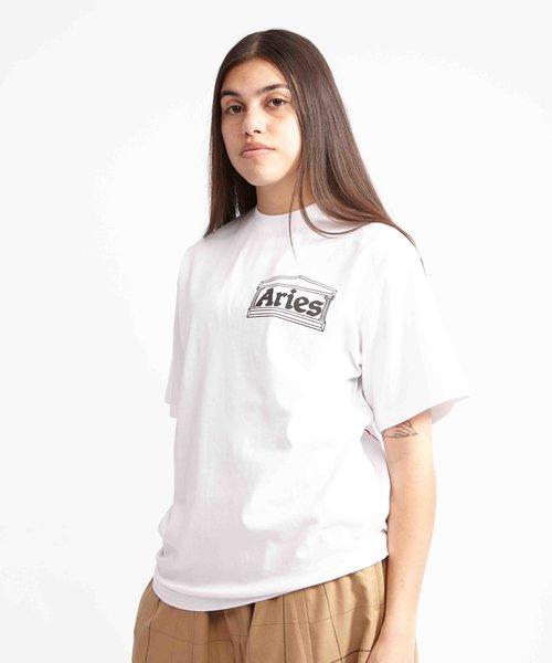 Aries Chi SS Tee White