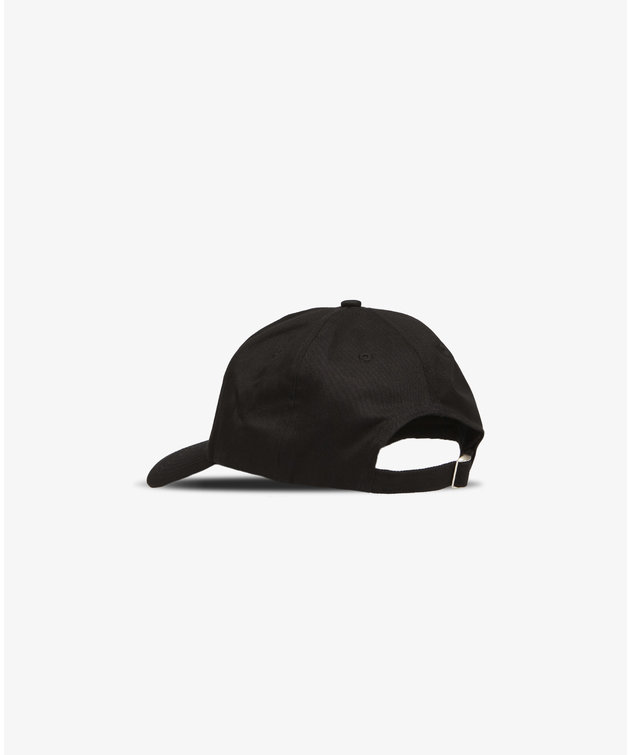 Sporty and Rich Sporty & Rich Wellness Studio Hat Noir