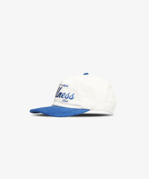 Sporty and Rich Sporty & Rich Wellness Club Hat White