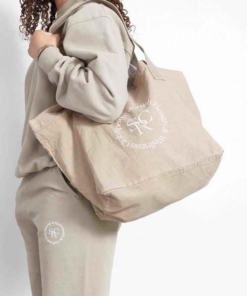 Sporty & Rich SRHWC Tote Elephant