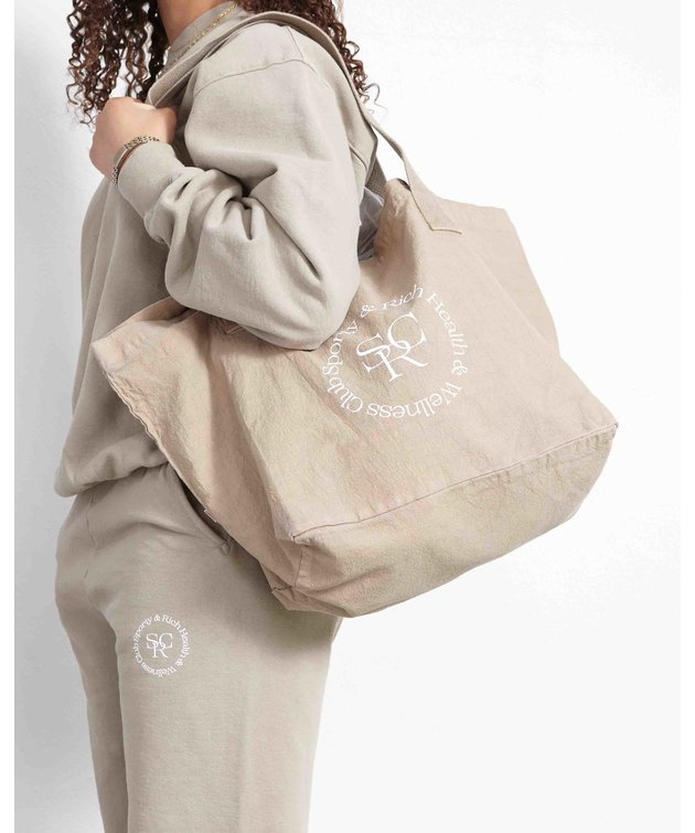 Sporty and Rich Sporty & Rich SRHWC Tote Elephant