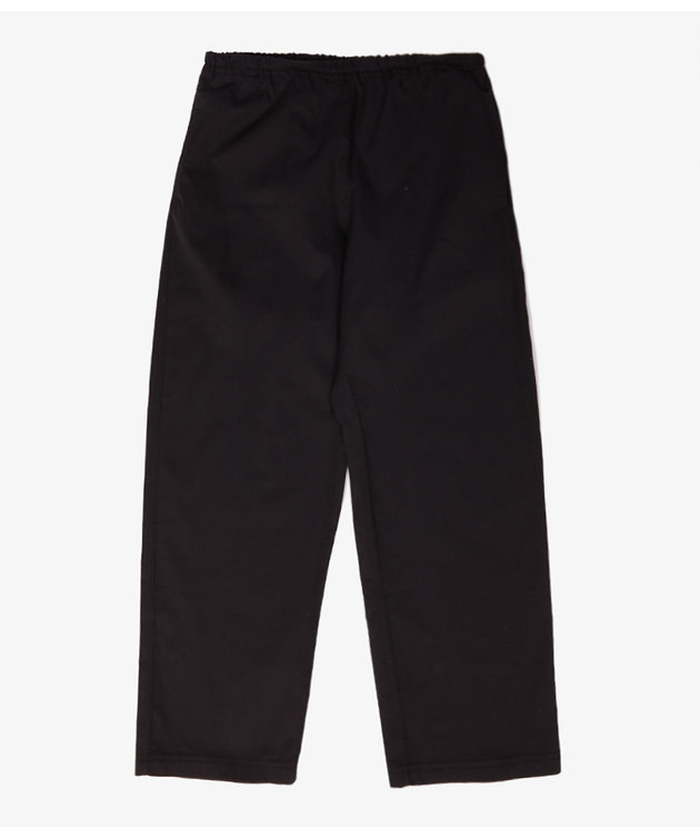 Engineered Garments EG STK Pant Black Highcount Twill
