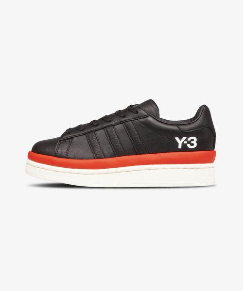 Y-3 Hicho Black/Off White/Red