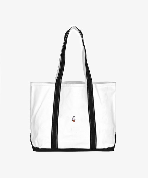 POP Miffy Beach Bag Offwhite/Black