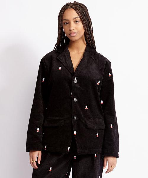 POP Miffy Suit Jacket Black