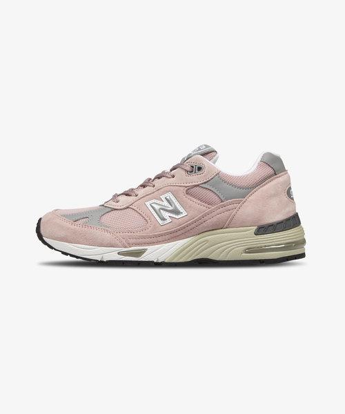 New Balance W991 Pink