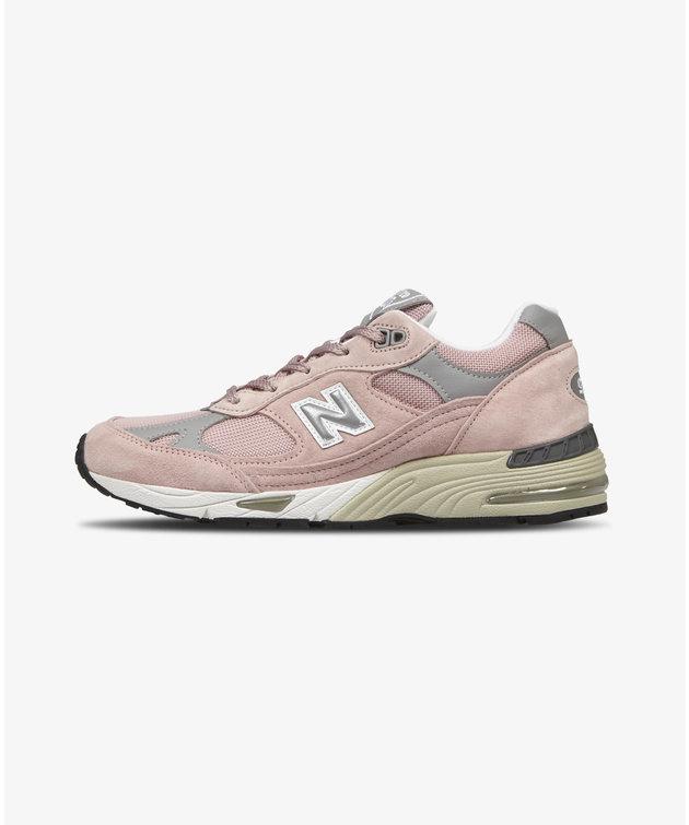 New Balance New Balance W991 Pink
