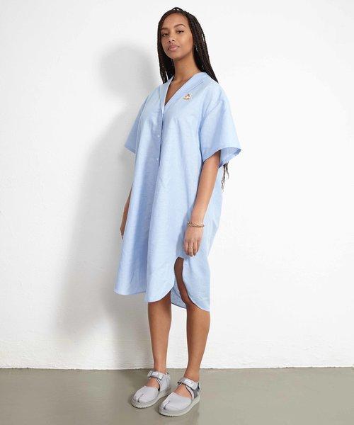 Kitsuné Day Dress Blue