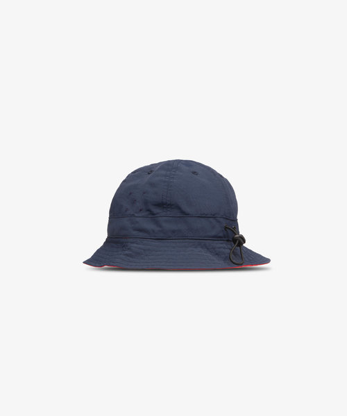 POP Reversible Bell Hat Navy/Red