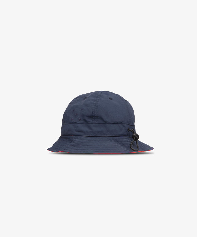 POP Trading Company POP Reversible Bell Hat Navy/Red