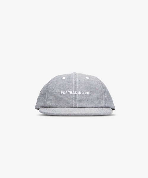 POP Flexfoam 6 Panel Hat Chambray