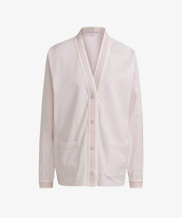 Adidas adidas Cardigan Pink/Off White