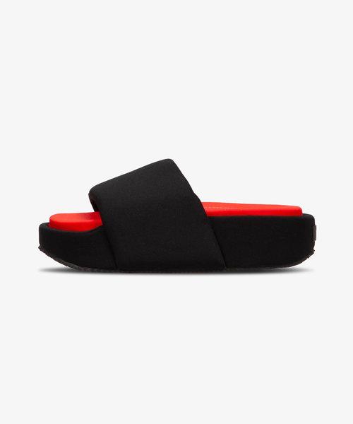Y-3 Slide Black/Red