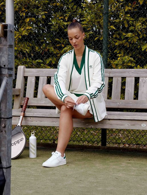 Maha Presents: adidas tennis luxe