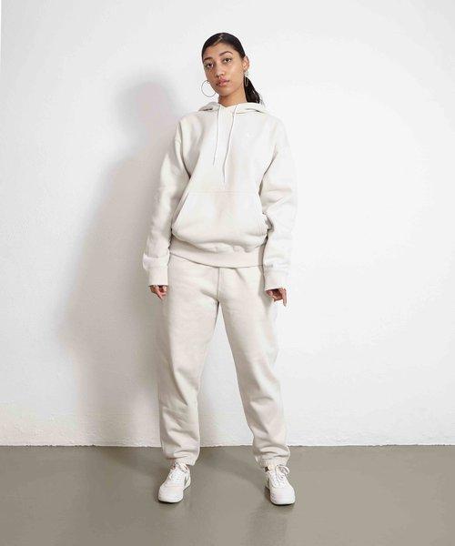 Nike Lab NRG Hoodie Light Bone White