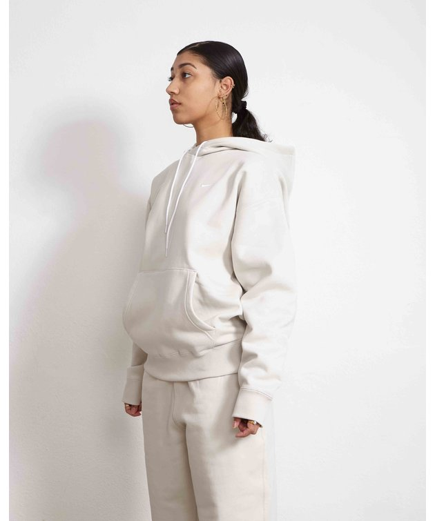 Nike Nike Lab NRG Hoodie Light Bone White