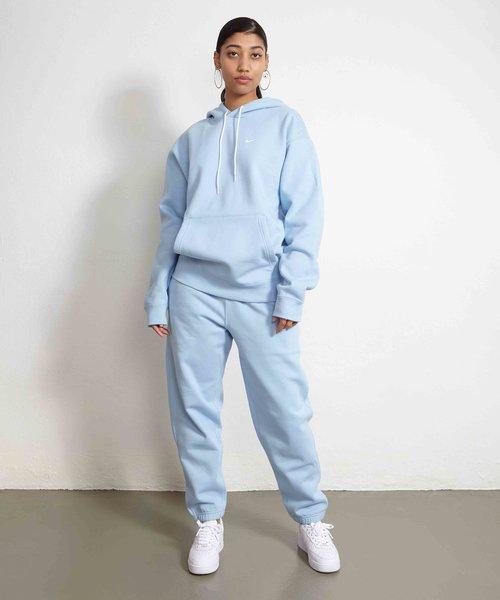 Nike Lab NRG Hoodie Psychic Blue White