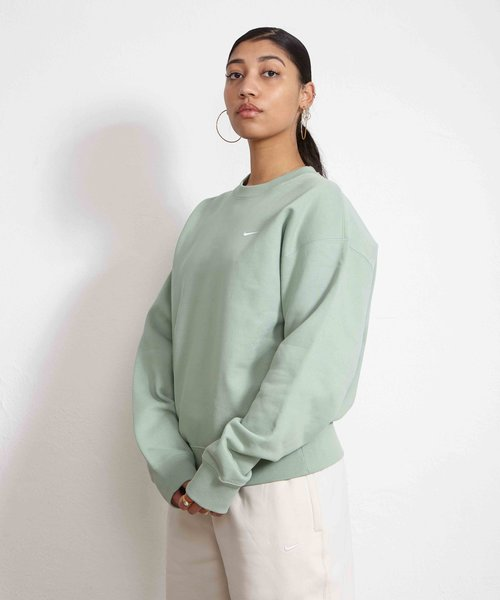 Nike Lab NRG Crew Sweater Steam Green