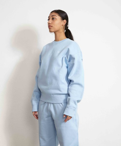 Nike Lab NRG Crew Sweater Psychic Blue