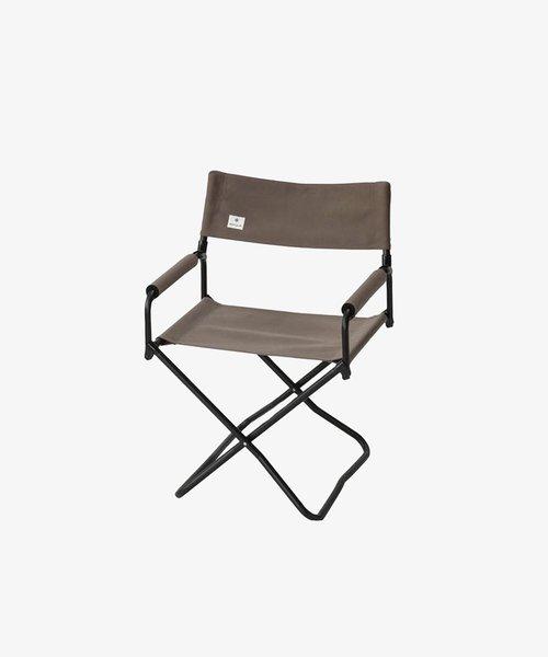 Snow Peak Gray Folding Chair