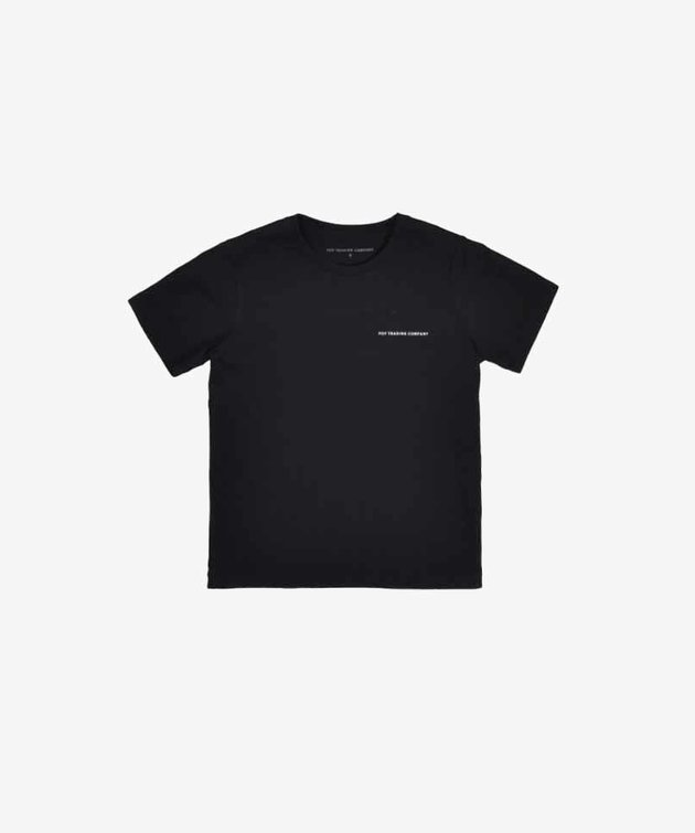 POP Trading Company POP NOS Logo Kids T-shirt Black/White
