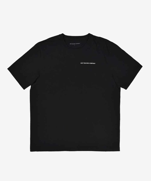 POP NOS Logo T-shirt Black/White