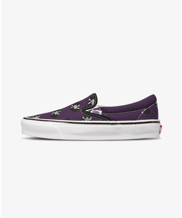 Vans Vans Wacko Maria OG Classic Slip-On LX Purple