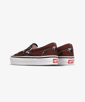 Vans Vans Wacko Maria OG Classic Slip-On LX Brown