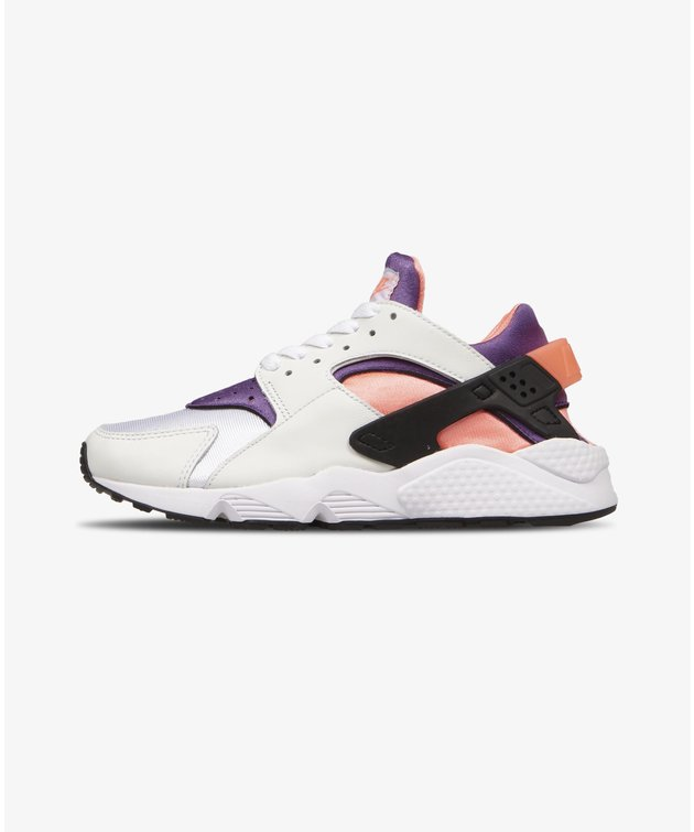 Nike Nike Air Huarache White Purple Bright Mango