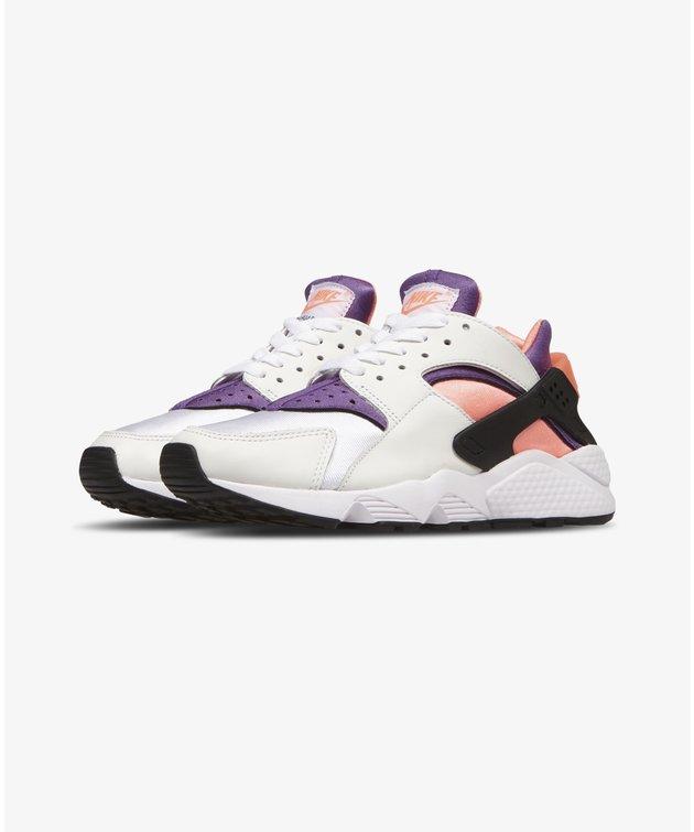 Nike Nike Air Huarache White Purple