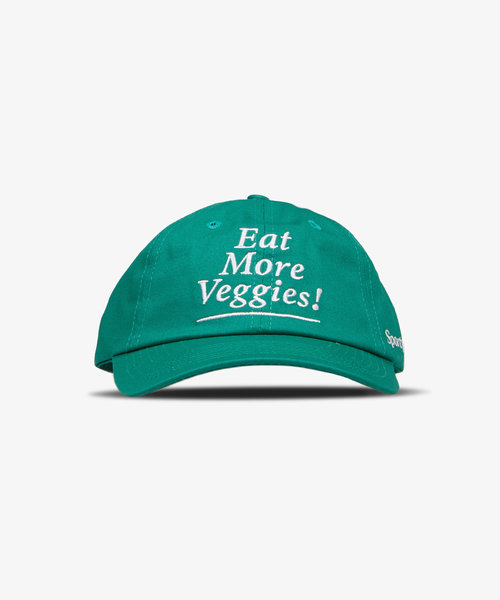 Sporty and Rich Eat Veggies Hat Tropical