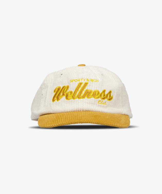 Sporty and Rich Sporty & Rich Wellness Hat White