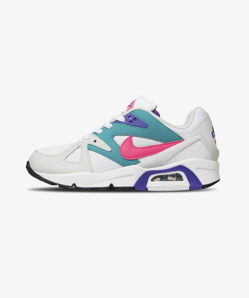 Nike W Air Structure White Teal Pink