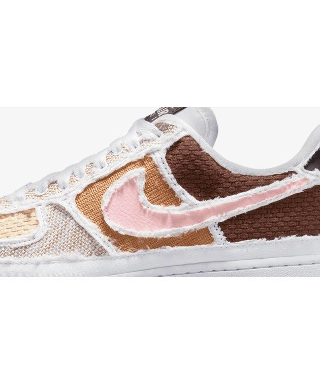 Nike Nike Air Force Tear Away Fauna Brown/Arctic Punch