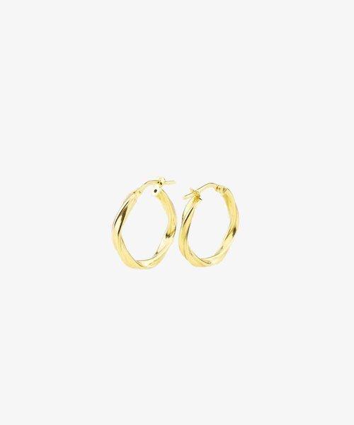 Golia Earrings Rosalie Hoops