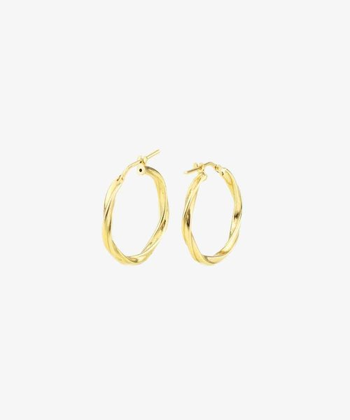 Golia Earrings Rosalie Hoops M