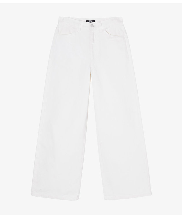 Stussy Stussy Carter Extra Wide Pant Natural