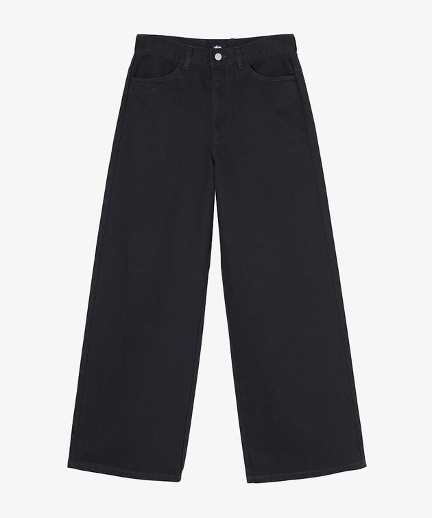 Stussy Stussy Carter Extra Wide Pant Charcoal