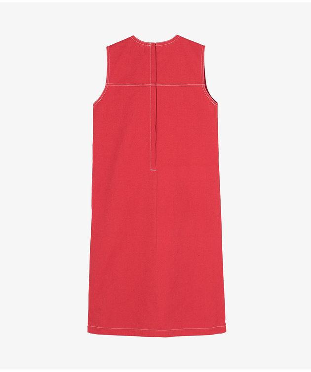 Stussy Stussy Stasy Dress Red